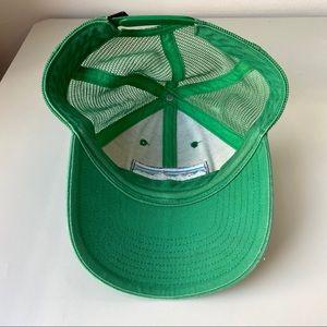 Patagonia Accessories - Patagonia Trucker Snapback Hat Adjustable Green